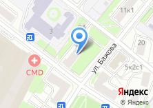 Компания «Московский Детский Камерный Театр Кукол» на карте