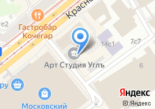 Компания «Бастконсалт» на карте