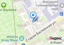 Компания «Главный информационно-вычислительный центр» на карте