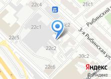 Компания «Арал» на карте