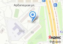 Компания «ДЕЗ Даниловского района» на карте