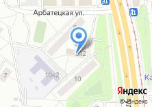 Компания «ОПОП Южного административного округа Даниловский район» на карте