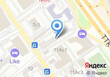 Компания «Диолайт» на карте