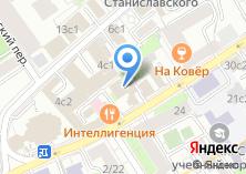 Компания «SW-print» на карте