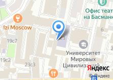 Компания «Sterh Consulting Service» на карте