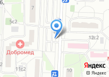 Компания «Автостоянка на ул. Грекова» на карте