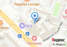 Компания «АйПринт» на карте