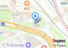 Компания «Московская ассоциация йоги» на карте