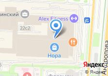 Компания «Tehno group» на карте