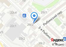 Компания «Ванга-97» на карте