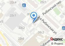 Компания «FOXtelecom» на карте