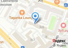 Компания «Московский центр образования школьников имени МВ Ломоносова» на карте