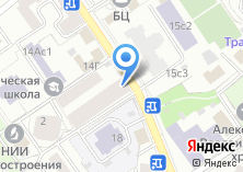Компания «Грузовая» на карте