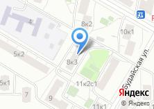 Компания «Участковый пункт полиции район Ростокино» на карте