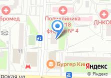 Компания «Магазин таможенного товара» на карте