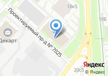 Компания «АДЛ» на карте