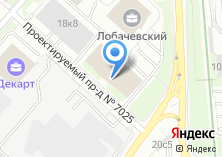 Компания «TARKETT» на карте