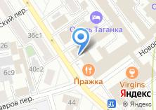Компания «Таганка» на карте
