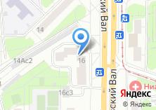 Компания «Фирма Универсал 07» на карте