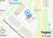 Компания «Центр Финансового Сервиса» на карте