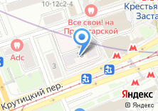 Компания «Родильный дом №14» на карте