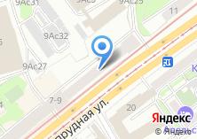 Компания «Альфа Мотор Групп» на карте