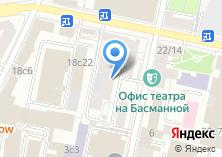Компания «Медицинские системы» на карте