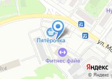 Компания «Hostel77» на карте