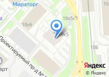Компания «ТЕРМОСЕРВИС» на карте