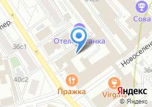 Компания «Сова-К» на карте