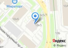 Компания «Dimplex» на карте