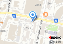 Компания «Санкт-петербургская школа красоты эколь» на карте