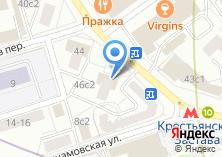 Компания «Арт-Оптика» на карте