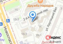 Компания «АДВОКАТ ГУРЬЕВ ВАДИМ ИВАНОВИЧ» на карте