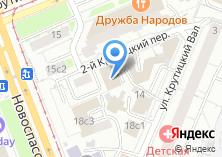 Компания «Адвокатский кабинет Гурьева В.И» на карте
