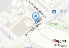 Компания «ДЕЗ района Сокольники» на карте