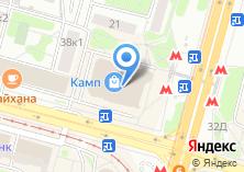 Компания «Магазин дисков» на карте