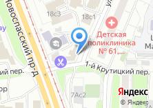 Компания «Нотариус Никитюк Н.Ю» на карте