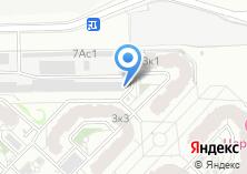 Компания «Строящийся жилой дом по ул. Радиальная 6-я» на карте