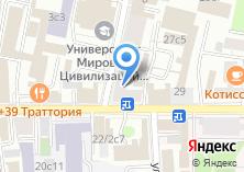 Компания «Вотек-Эстейт» на карте