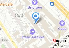 Компания «Бико» на карте