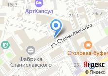 Компания «Руссдрагмет» на карте