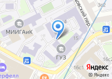 Компания «Земинформ» на карте