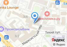 Компания «Кириченко и партнеры» на карте