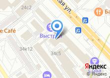 Компания «АКБ Глобус» на карте