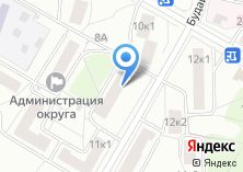 Компания «Пента» на карте