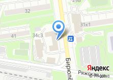 Компания «РусьДомСтрой» на карте