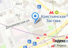 Компания «Центр Йоги» на карте