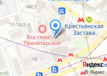Компания «Medirus» на карте
