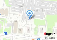 Компания «Автостоянка на Студёном проезде» на карте